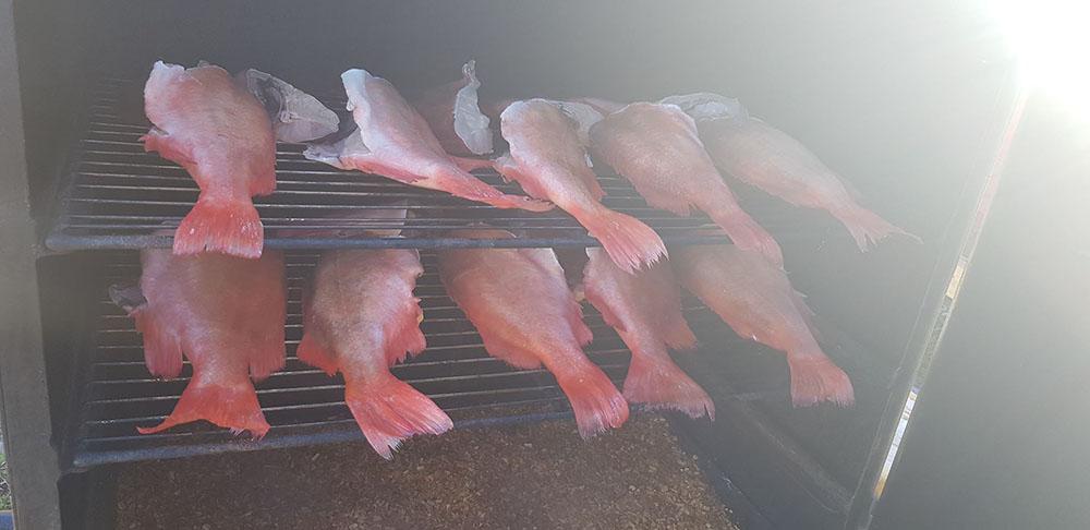 fish smoker